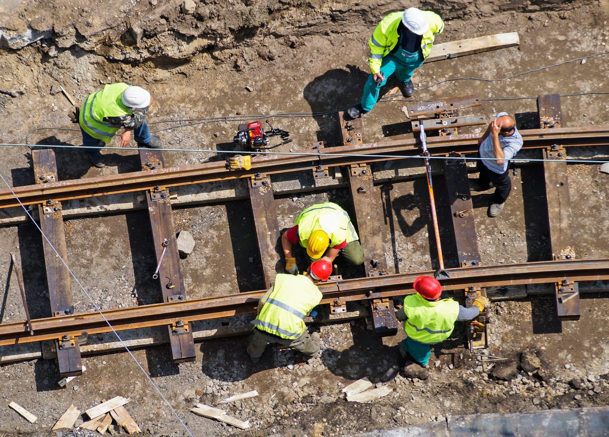 Maintenance prédictive ferroviaire | Eleven