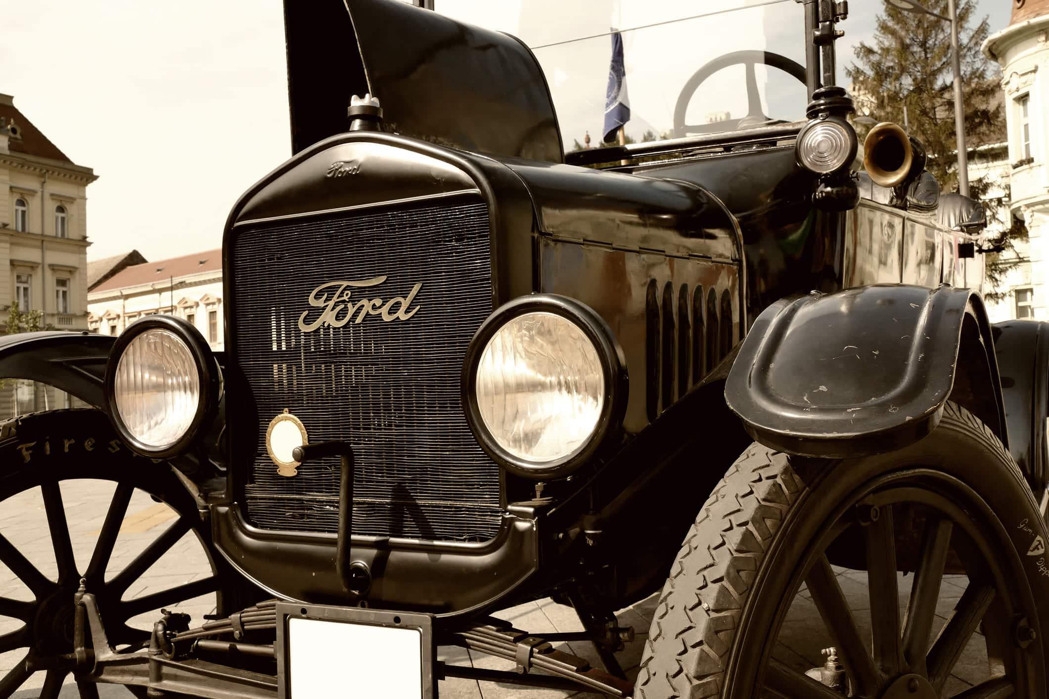 Ford T ou Longue Traine ?   Eleven